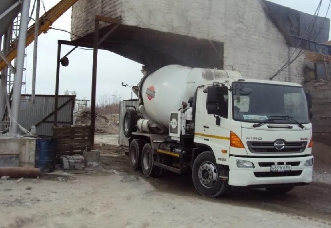 заказать бетон в кургане с доставкой